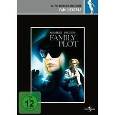 "HITCHCOCK COLLECTION ""FAMILIENGRAB""  DVD NEUWARE KAREN BLACK,BRUCE DERN"