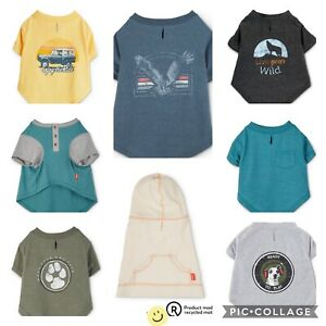 Reddy Graphics Tees and Shirts for Dogs NWT