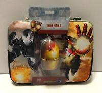 "MARVEL IRON MAN 3, 10"" NETBOOK SLEEVE AND OPTICAL MOUSE"