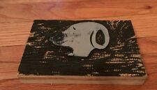 vintage The American Crayon Company wooden block stamper/printer Snoopy Peanuts