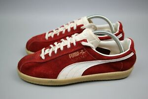 PUMA RED STAR Vintag 1977 Made in West Germany Men's Sneaker Shoe Sz 40