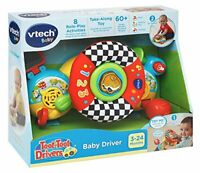 VTech Toot Toot Drivers Baby Driver, Interactive Pushchair Toy, Role-Play Toy