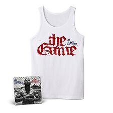 THE GAME - THE DOCUMENTARY 2 BUNDLE EDITION  CD + T-SHIRT NEU