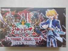 Yu-Gi-Oh! TCG Legendary Collection 4: Joey's world Box - NEW  -SEALED