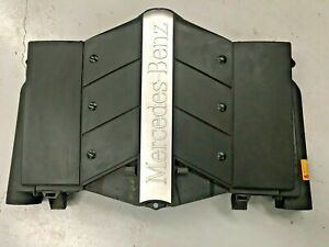 2003-2005 MERCEDES E320 C240 C320 INTAKE FILTER CLEANER BOX ENGINE COVER