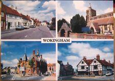 England Wokingham Rose Street Town Hall Tudor House All Saints - posted