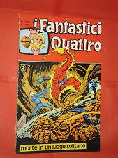 FANTASTICI QUATTRO -N° 126 b -R- prima SERIE 1°- DEL 1976 - EDIZIONI CORNO
