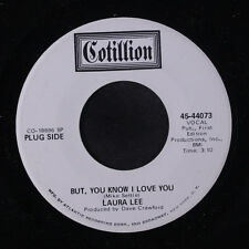 LAURA LEE: But, You Know I Love You / Together 45 (dj, tiny label spot) Soul