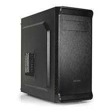 Vultech Gs-2411 Case Midi Tower Form ATX con Alimimentatore 500w 1xusb 3.0 2xusb
