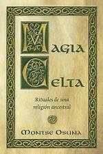 NEW Magia Celta: Rituales de una religión ancestral (Spanish Edition)