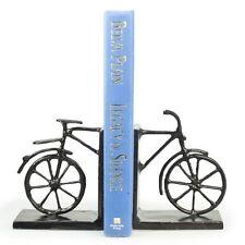 Danya B Zi12031 - Bicycle Iron Bookend Set New