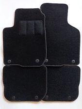 Autoteppiche/Auto- Fußmatten für Audi A3 8L ab Bj. 96- 2003 schwarz