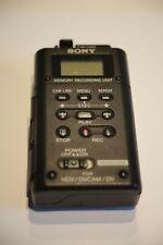 Sony HVR-MRC1 + HVRA-CR1 i-link Compackt Falsh Recorder Händler TOP!!