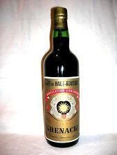 Cotes de Haut-Roussillon GRENACHE Likörwein Frankreich ca. 50 Jahre alt