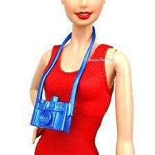 Barbie Fashionistas Accessory Blue Camera New 2018 No Doll