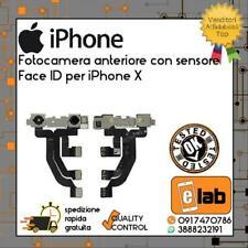 SENSORE FACE ID FOTOCAMERA ANTERIORE PER APPLE IPHONE X FLEX FLAT CAMERA SELFIE