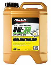 Nulon Full Synthetic Euro Engine Oil 5W30 10L EURO5W30-10 fits BMW X Series X...