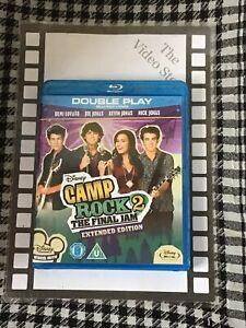 Camp Rock 2 - The Final Jam ( Blu-ray 2 Disc )