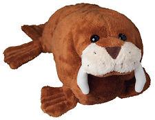 Stofftier Plüschtier Kuscheltier Walross Seehund groß 30 cm