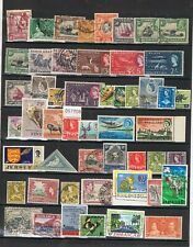 BRITISH COLONIES - Lot of old stamps.