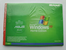 Microsoft Windows XP Home Edition Version 2002 Reinstallation CD Sealed Pack