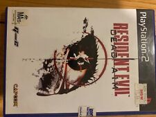 Resident Evil Dead Aim - Playstation 2 Ps2 (Pal) Complete