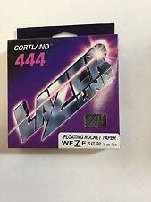 CORTLAND 444 LAZER LINE FLOATING ROCKET TAPER WF7F FLY LINE - MSRP $49.00