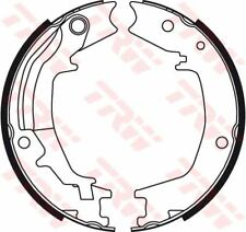 GS8489 TRW Brake Shoe Set, parking brake Rear Axle