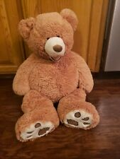 "HugFun International Teddy Bear Plush Toy Stuffed Animal Soft EUC Large 26"""