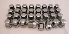 32 New Dodge Ram Factory OEM Polished Stainless 9/16-18 Lug Nuts Lugs 2002-11