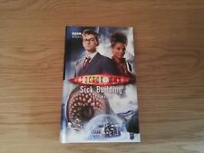 Doctor Who: Sick Building by Paul Magrs (Hardback, 2007)