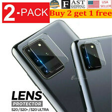 For Galaxy S20 Ultra S20+ S20 Camera Tempered Glass Lens Protector Promotion