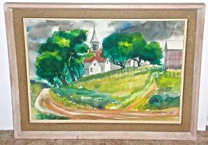William Saltzman Minnesota Artist Landscape (I)