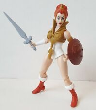 MOTUC Filmation Style Teela 2.0 Masters of the Universe Classics He-Man Figure