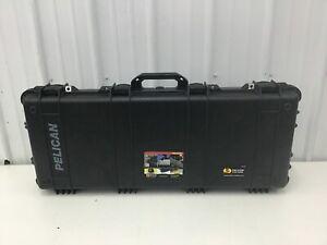 Pelican - 1700 Wheeled Protector Long Case w/ Foam Black