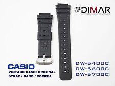 VINTAGE CASIO ORIGINAL STRAP/BAND/CORREA DW-5400C / DW-5600C / DW-5700C NOS