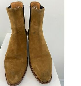 Saint Laurent 30mm Wyatt Chelsea Boots