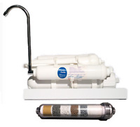 Oceanic Counter Top Reverse Osmosis Alkaline Ionizer Water Filter 50 GPD USA