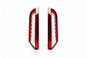 Ford Transit Connect 14- Rear Tail Light Upper Trim Reflector Set Pair