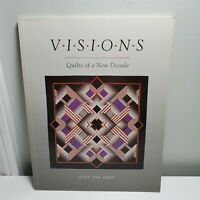 Quilt San Diego VISIONS Quilts of a New Decade 1990 Deborah Bird Timby Exhibit