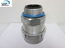 """THOMAS & BETTS 2"""" STAR TECK EXTREME (R) CABLE FITTING STE200 *** NEW"""