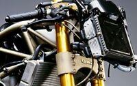 Ducati Factory Racing Carbon Front Mount Kit 955 996 For ECU, Fairing,dash Panel