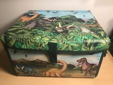 Neat-Oh! Dinosaur Collection Landscape Play Mat Storage Tote