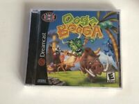 Ooga Booga (Sega Dreamcast, 2001) New Factory Sealed