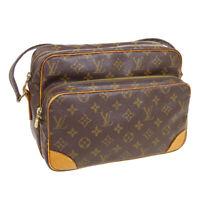 LOUIS VUITTON NILE CROSS BODY SHOULDER BAG NO0934 PURSE MONOGRAM M45244 31294