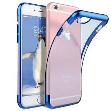 étuis en Silicone Apple iPhone 6 S Plus Étui pour portable pochette coque