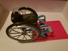 New Barbie 2019 Fashionistas #132 Wheelchair & Ramp