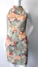 HERE COMES THE SUN  Size 10 US 6  Sleeveless Bodycon Dress