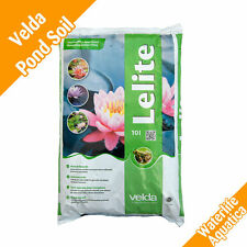 VELDA LELITE WATER LILY SOIL AQUATIC COMPOST POND PLANT SUBSTRATE Free Delivery!