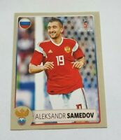 Panini WM 2018 M6 Aleksandr Samedov Russland Russia McDonalds World Cup 18
